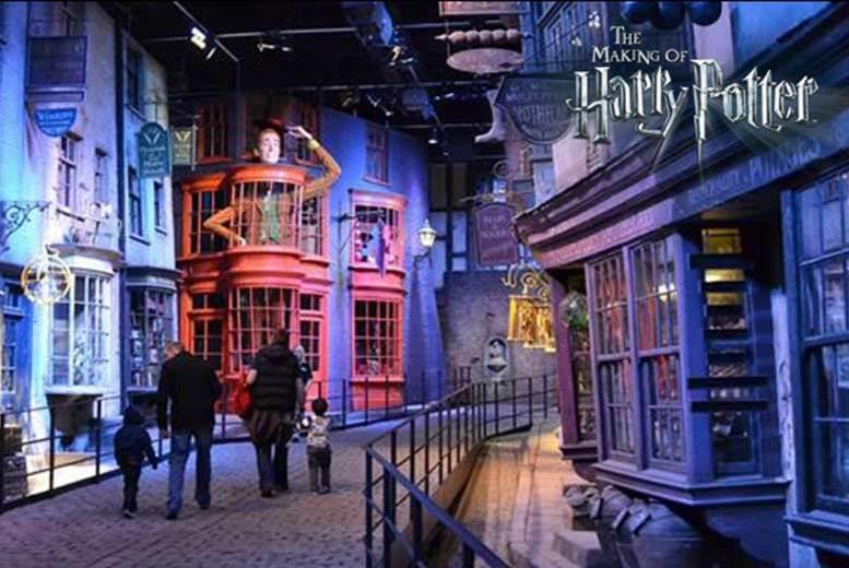 London Escape Harry Potter Studio Tour Amp Transfers