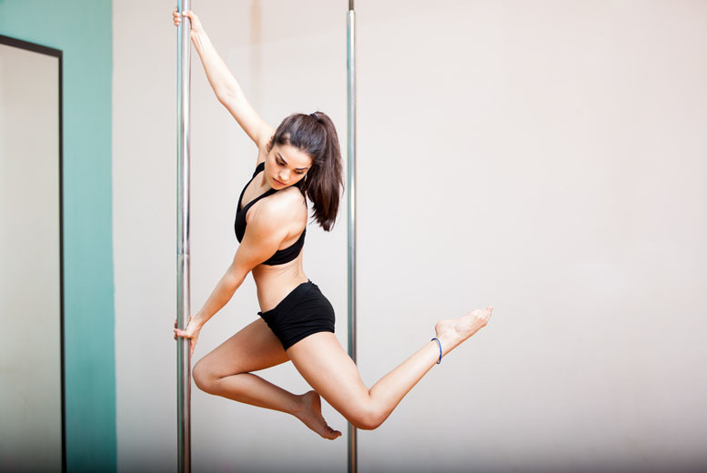 The Best Deal Guide - £12 instead of £45 for a five-week beginners' pole dancing course in Manchester from GFFdamian Dance Studio - save 73%