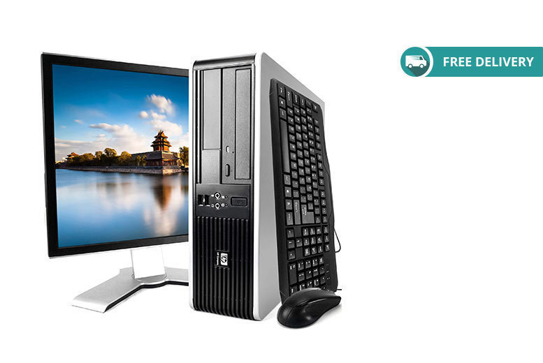 The Best Deal Guide - From £149 (from Computers Reborn) for a 4GB RAM 320GB HP DC7900 desktop PC, £179 for an 8GB RAM 320GB model, £189 for a 4GB RAM 1TB model, or £199 for an 8GB RAM 1TB model - save up to 70% + DELIVERY IS INCLUDED