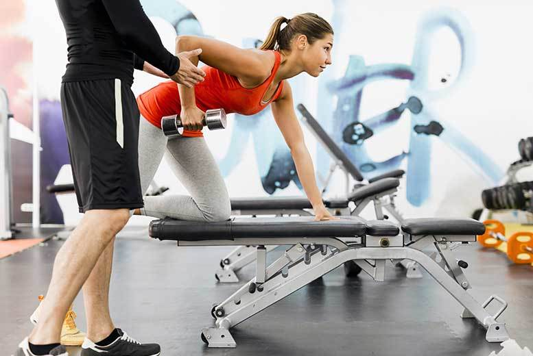 The Best Deal Guide - £9 for a one-month personal training membership including a nutrition plan and body analysis with FITTPro, Belfast