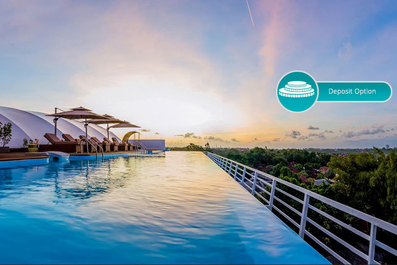 The Best Deal Guide - From £599pp (from Great Pacific Travel) for a seven-night 4* Bali stay with daily breakfast, return flights and infinity pool access, or pay a £350pp deposit today, book now for early bird perks - save up to 22%