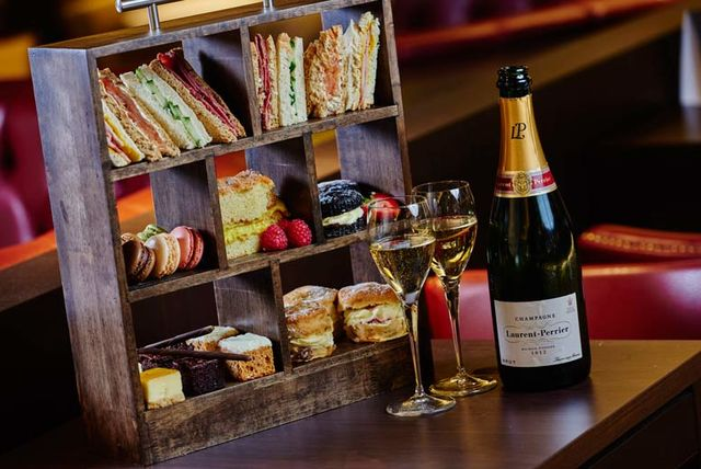 Prosecco Afternoon Tea For 2 Marcos New York Italian Leeds
