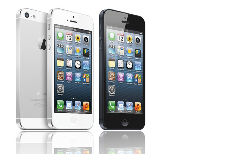 The Best Deal Guide - £99 (from Renew Electronics) for a 16GB Apple iPhone 5, or £119 for a 32GB model - choose from two great colours and save up to 34%!