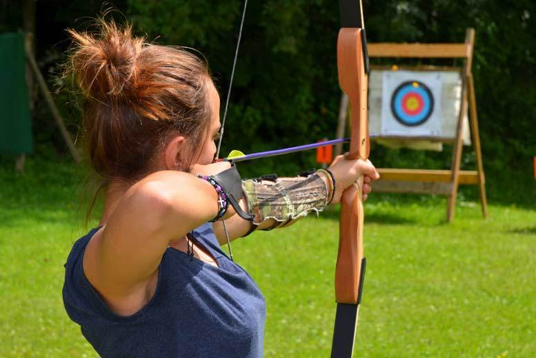The Best Deal Guide - £24 instead of £58 for a one-hour archery experience for two people from The Posh Events Company, Caterham - aim true and save 59%