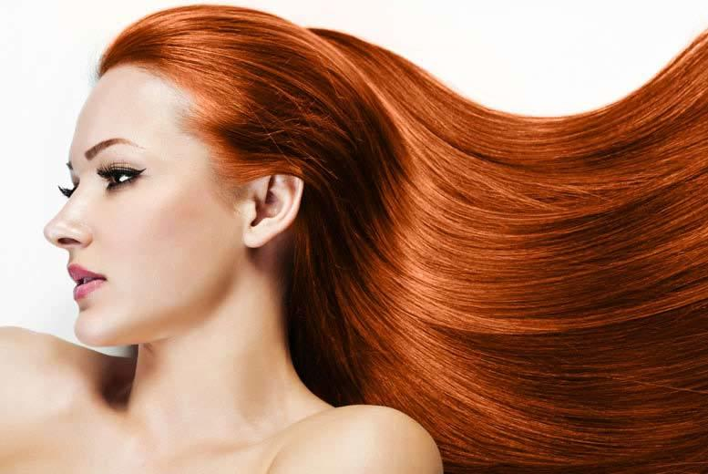 The Best Deal Guide - £39 instead of £125 for a Brazilian keratin blow dry treatment at Headstart, Inverurie - save 69%