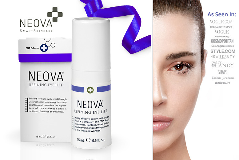 The Best Deal Guide - £12.99 instead of £178 (from Neova) for a refining eye lift serum - save 93%