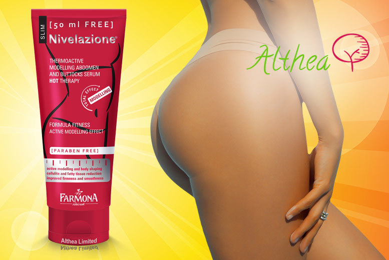 The Best Deal Guide - £9 (from Althea) for a 250ml tube of Nivelazione thermo active cellulite serum.