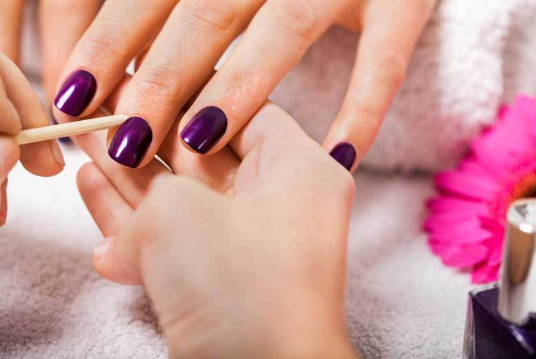 The Best Deal Guide - £19 instead of £45 for an express Shellac manicure and pedicure at Dahlia Hair and Beauty, Forest Hill - save 58%