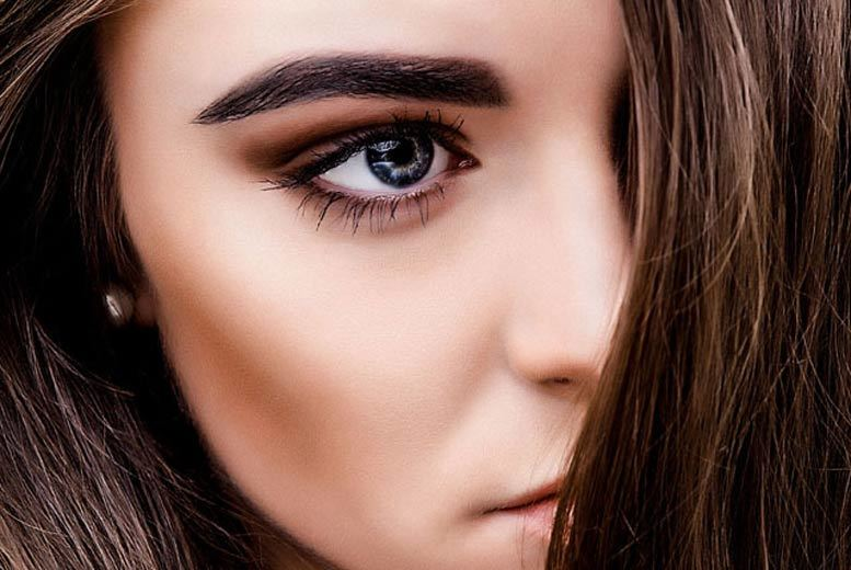 The Best Deal Guide - £59 instead of £195 for semi-permanent eyebrow microblading treatment at Glamour Conisbrough, Rotherham - save 70%