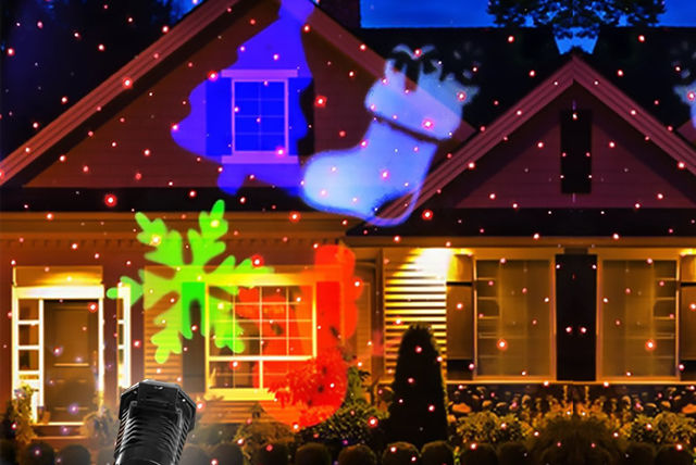 in your accessories awesome christmas lighting led for projector intended house laser reviews projection lights