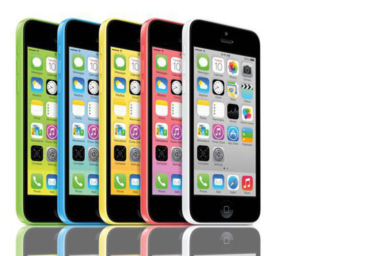 The Best Deal Guide - £89 instead of £149.99 (from Renew Electronics) for a refurbished 8GB Apple iPhone 5c or £109 for 16GB - choose from five colours and save up to 41%