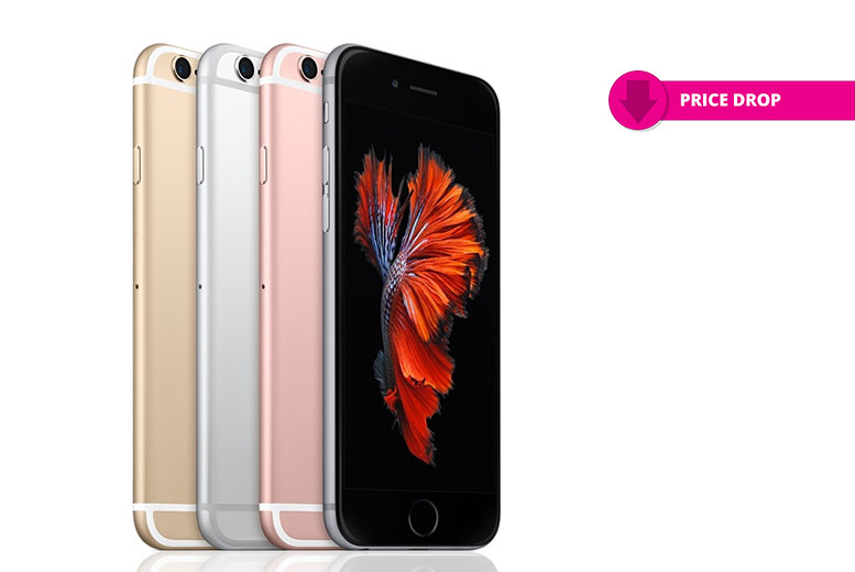 The Best Deal Guide - £299 instead of £429 (from Renew Electronics) for a 16GB Apple iPhone, or £359 for a 64GB phone - choose from four colours and save up to 30%