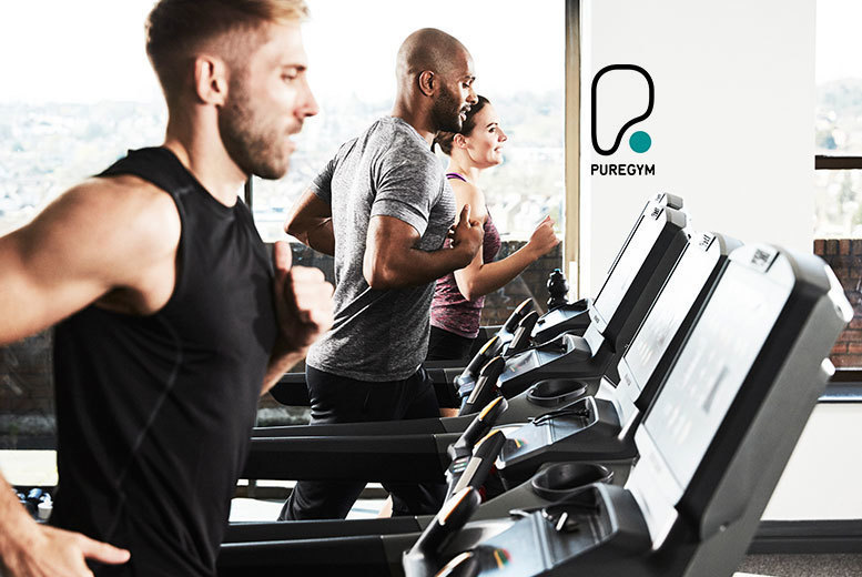 The Best Deal Guide - £5 instead of £44.95 for five non-consecutive gym passes to PureGym - get fighting fit and save 90%
