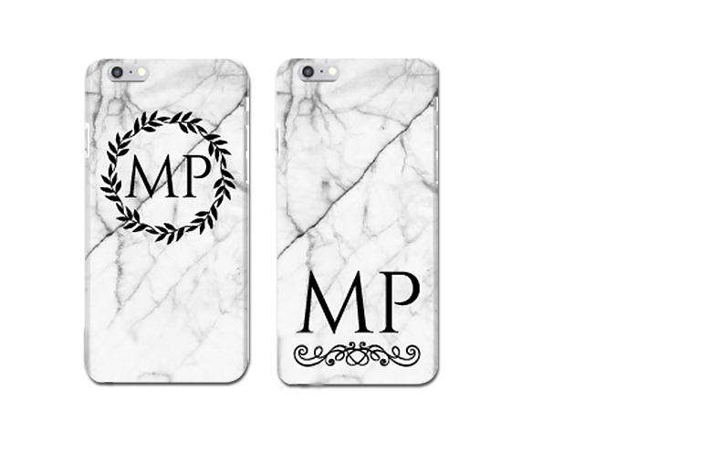 The Best Deal Guide - £3.99 instead of £14.99 for a personalised marble-effect iPhone 6, 6 Plus, 7 or 7 Plus case - choose from 10 designs from Fab Deco Ltd - Deco Matters - save 73%
