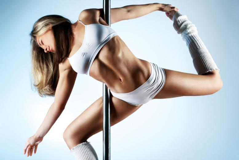 The Best Deal Guide - £12 instead of £40 for four 90-minute pole dancing classes at Twirl N' Tone Pole Dance Academy, Glasgow - spin and save 70%