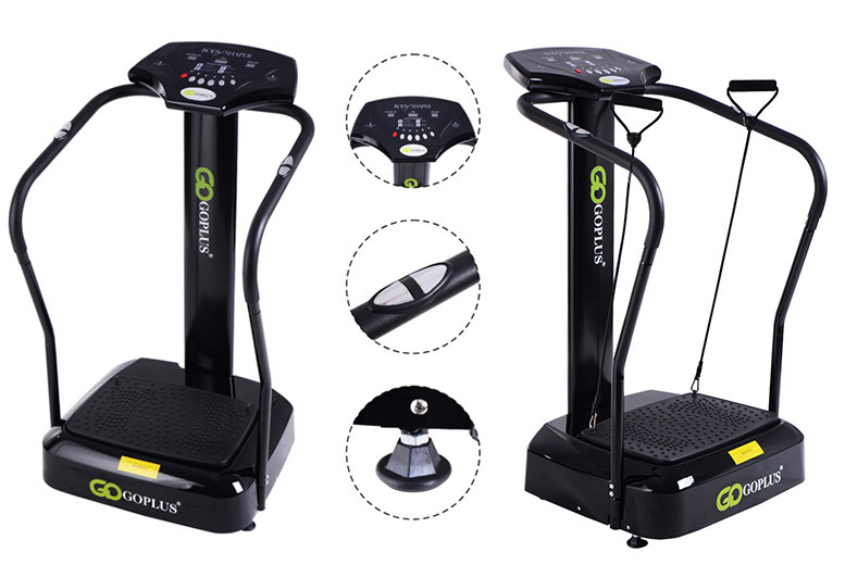 The Best Deal Guide - £179 instead of £380 (from Cost Zu) for a massaging vibration plate gym machine - save 53%