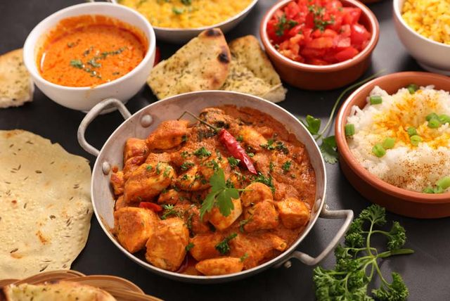 Spice Of India €20 for €40 Food & Drink Dining for 2 Voucher
