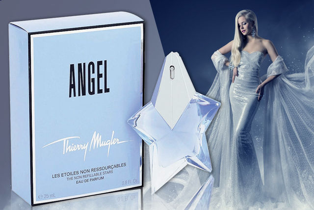 Thierry Mugler Angel Eau De Parfum 25ml Shopping Livingsocial