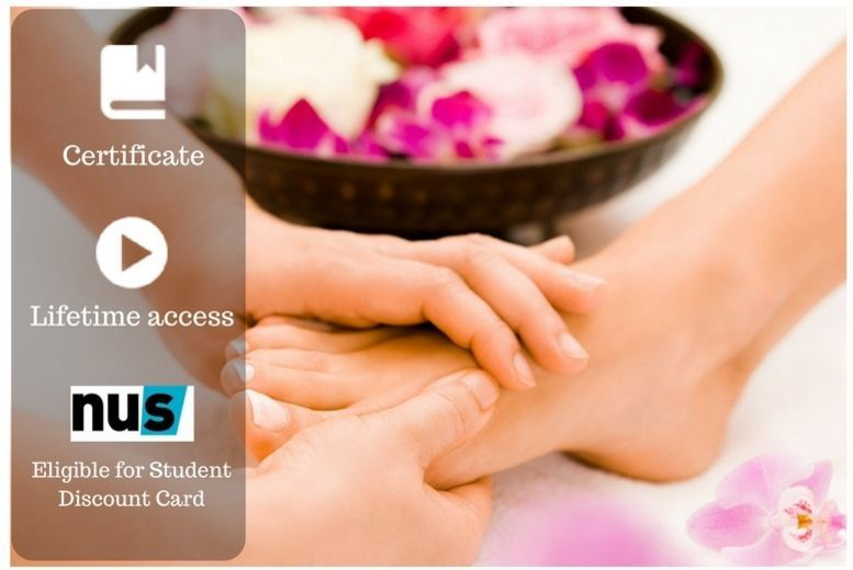 The Best Deal Guide - £19 instead of £99 for an online reflexology diploma course from OfCourse - save 81%