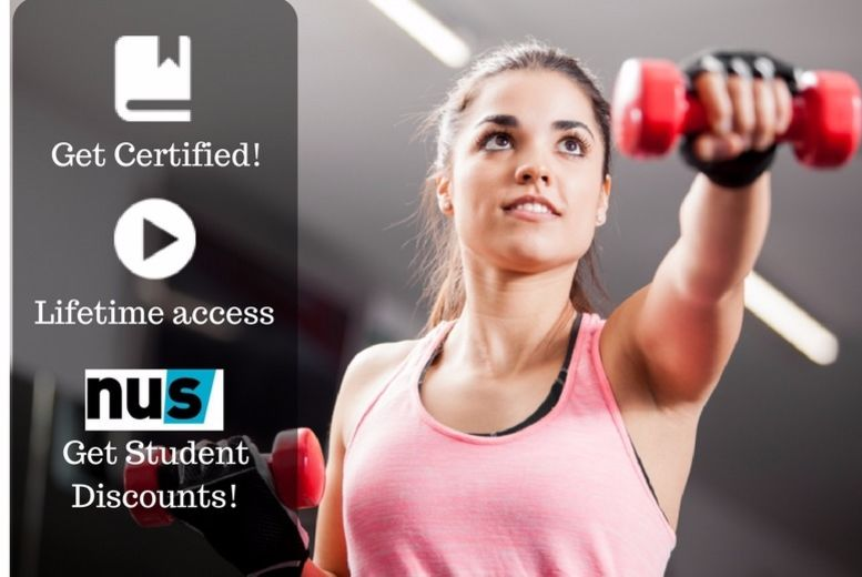 The Best Deal Guide - £19 instead of £195 for an online eight week beginner weight training course from OfCourse - save 90%
