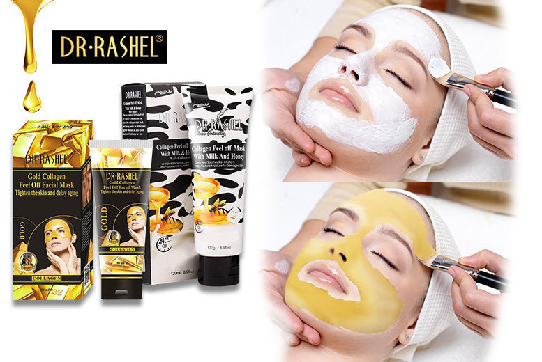 The Best Deal Guide - £6 instead of £29.99 for a Peel-Off Collagen Face Mask - choose from two options from Forever Cosmetics - save 80%