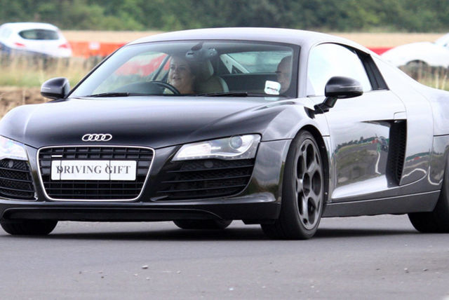 £39 for a supercar driving experience in one car, £75 in two cars, £109 in three cars or £129 in four cars at Driving Gift, Derby or York - save up to 69%