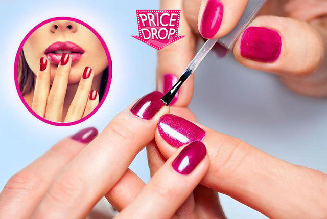 Accredited Gel Manicure Nail Art Course Shopping Livingsocial
