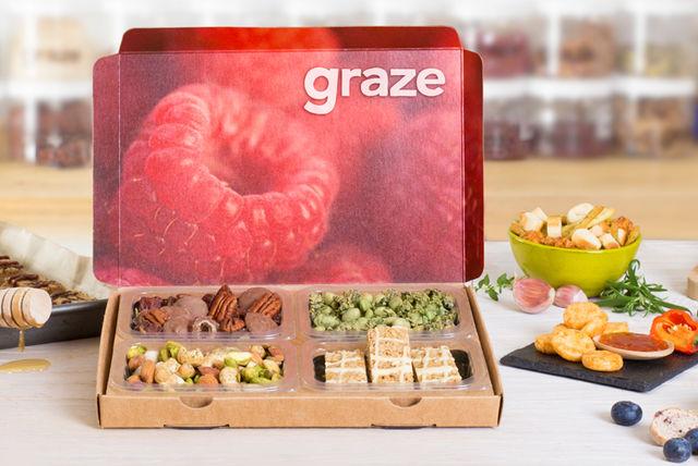 Deals on graze boxes
