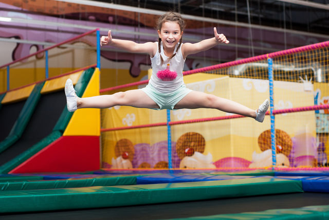 Image result for Boing Trampoline Park kids