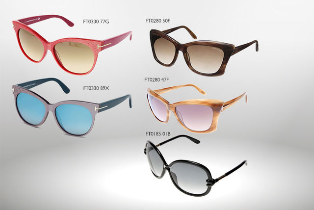 Tom Ford Designer Sunglasses - Multi Style
