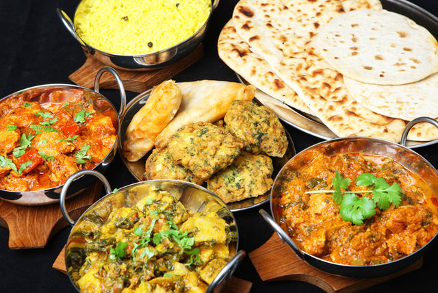 'All You Can Eat' 5-Course Indian Buffet for 2 @ Taste Indian