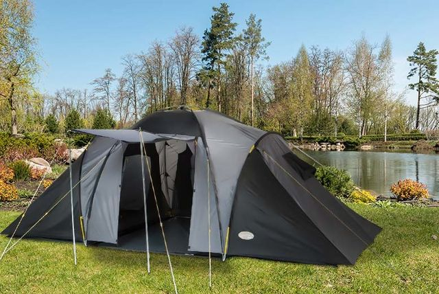 & Highland Trail 6-Person Tent