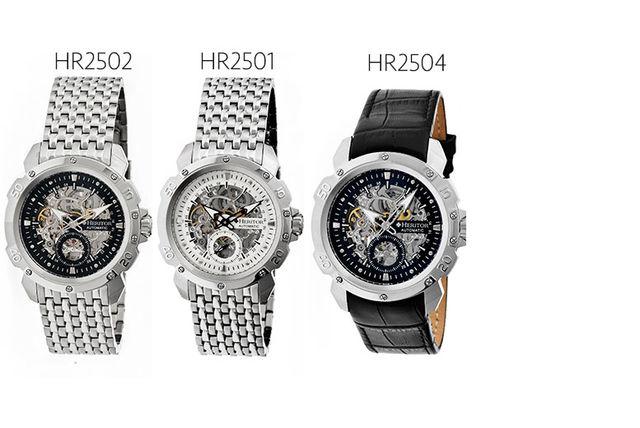 a1d1058eb Heritor Carter Watch - 6 Styles! | Shopping | LivingSocial