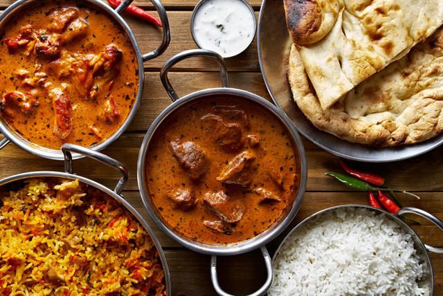Spice of India Limerick 2-Course Indian Dining for 2 Voucher €25