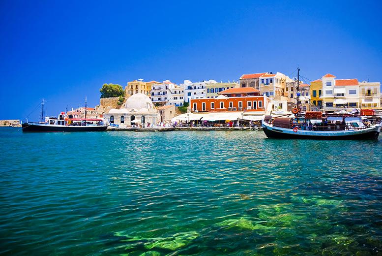 Ханья греция фото