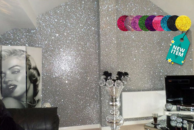 Captivating £6.99 Instead Of £19.99 (from Innova Brands) For A Pack Of Magic Wall Paint  Glitter   Save 65%