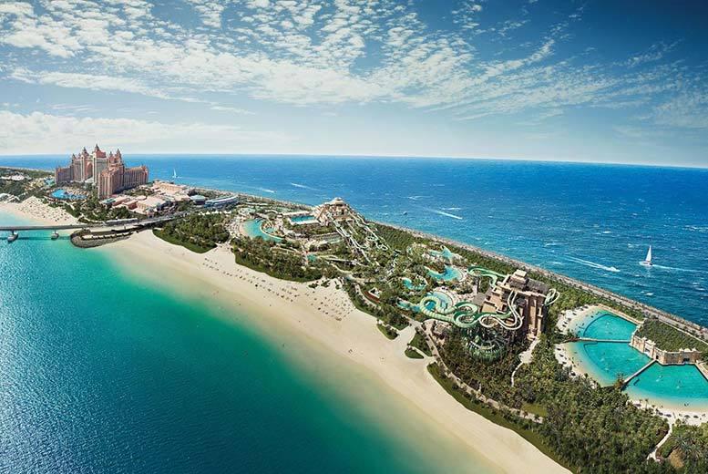 5 Atlantis The Palm Dubai Voucher With Flights 163 489pp