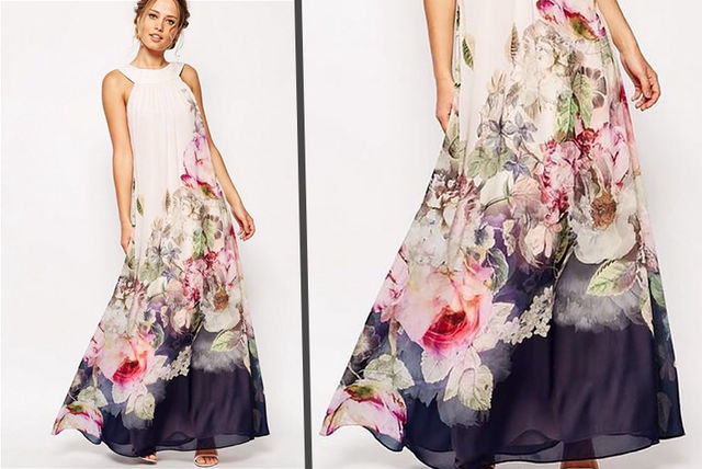 c1e49e7685772 Floral Maxi Dress | Shopping | LivingSocial