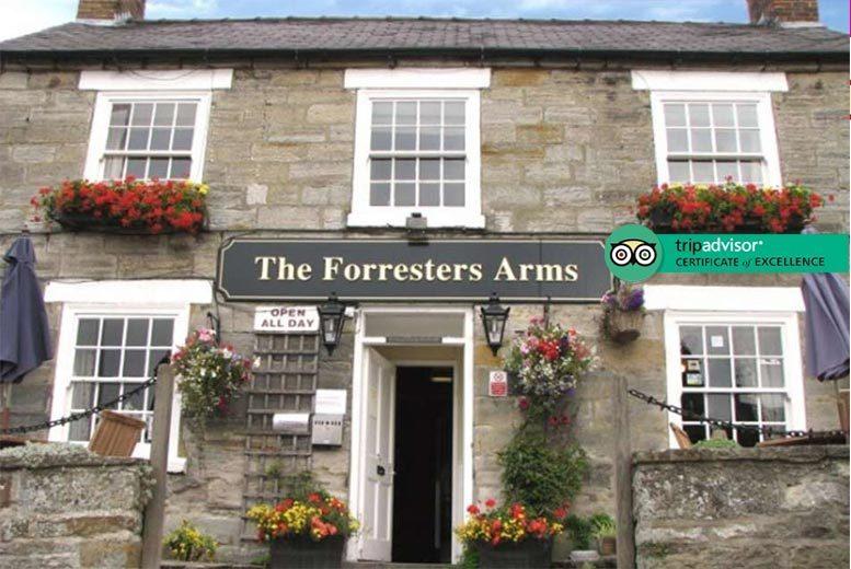 Yorkshire Moors Inn Stay with Breakfast