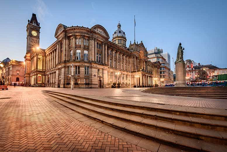 Birmingham Escape Voucher with Breakfast & 3 Course Chiquito Meal £69pp | Travel | LivingSocial