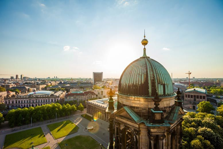 4nt Frankfurt & Berlin Escape with Transfers & Flights