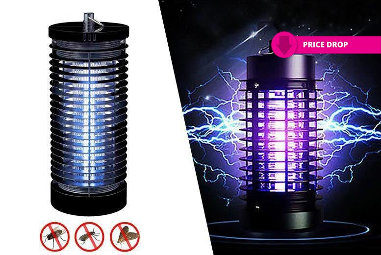 £7.99 instead of £39.99 for a flashtron electronic bug zapper from Direct2Publik Ltd - save 80%