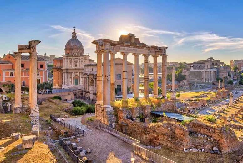 2-3nt Romantic Central Rome Mini-Break & Flights