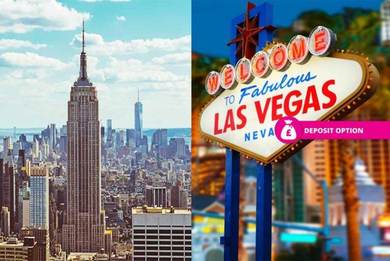 New York & Las Vegas Trip - Statue of Liberty & Zip Wire Tour Upgrades!