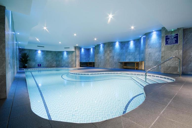 1-2nt Bournemouth Spa Break for 2 at Durley Dean Hotel