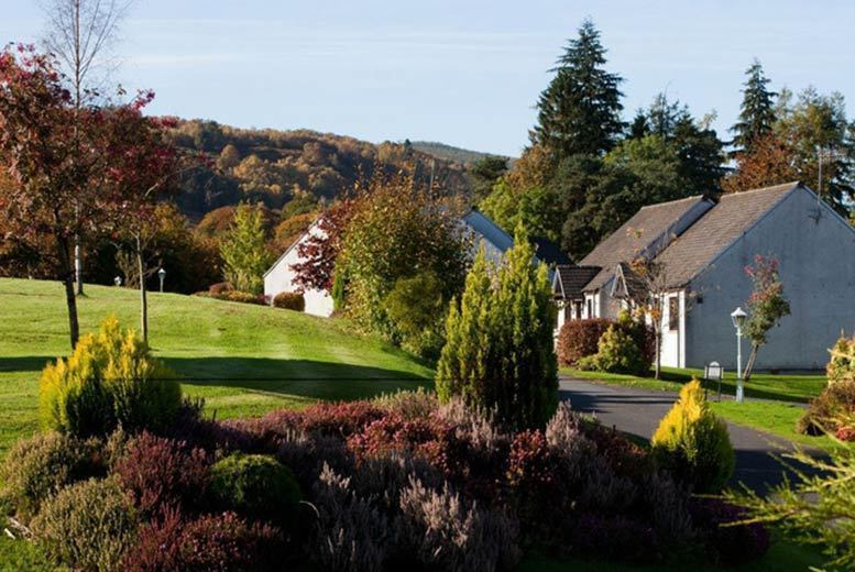 Perthshire Cottage Stay For Up To 8 People With Spa Access