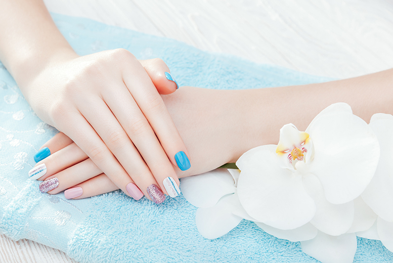 Accredited Nail Technician Nail Art Online Course Travel