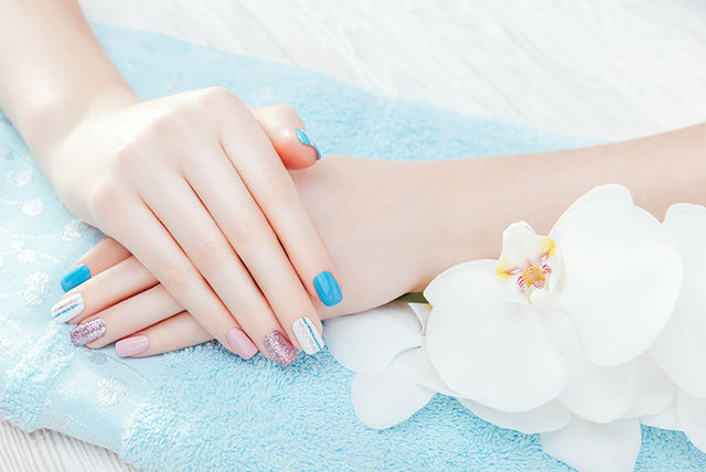 Accredited Nail Technician Nail Art Online Course Shopping
