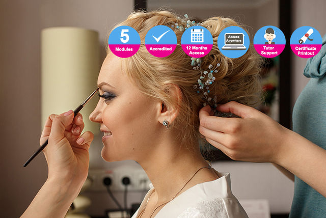 Accredited Bridal & Special Occasion Makeup Course | Beauty