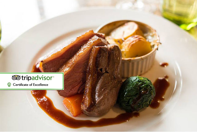 3 Course Dining For 2 Le Bon Crubeen Dublin North Livingsocial
